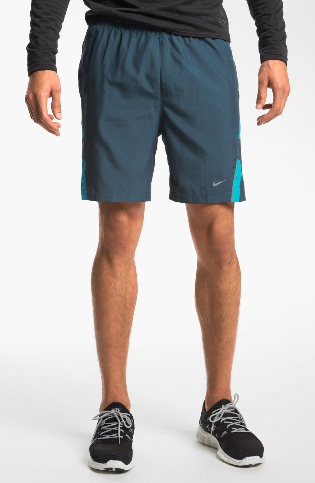 Alternate Image 1 Selected - Nike 'Essential' DriFIT Shorts