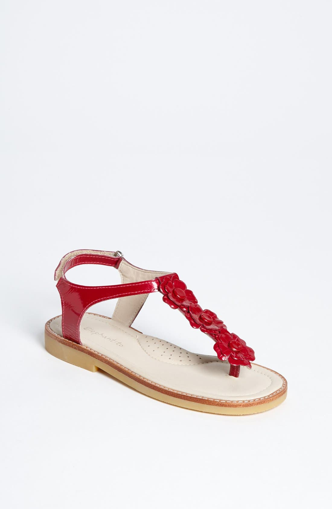 Alternate Image 1 Selected - Elephantito 'Bella' Sandal (Toddler & Little Kid)