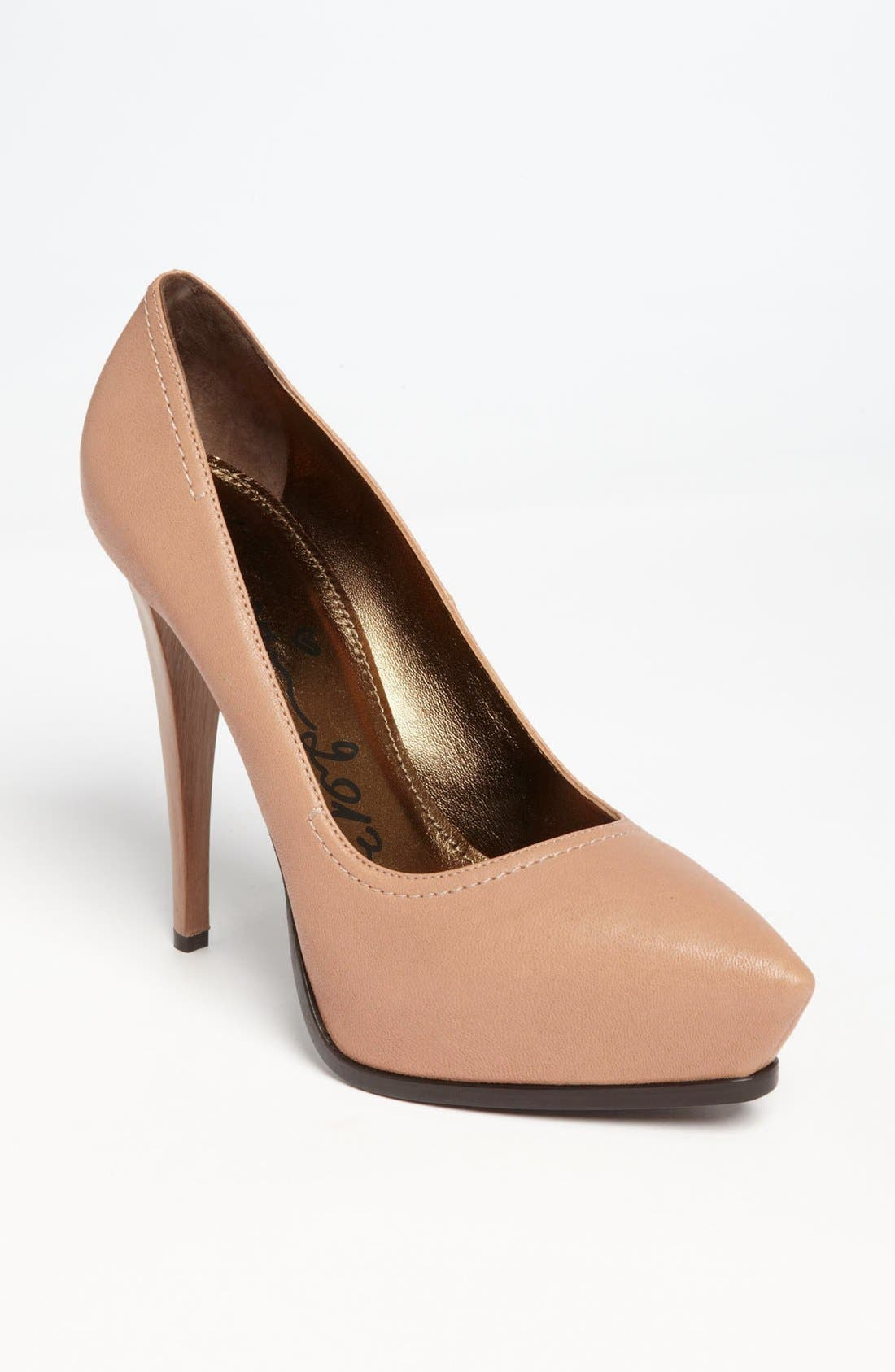 Alternate Image 1 Selected - Lanvin Stiletto Pump