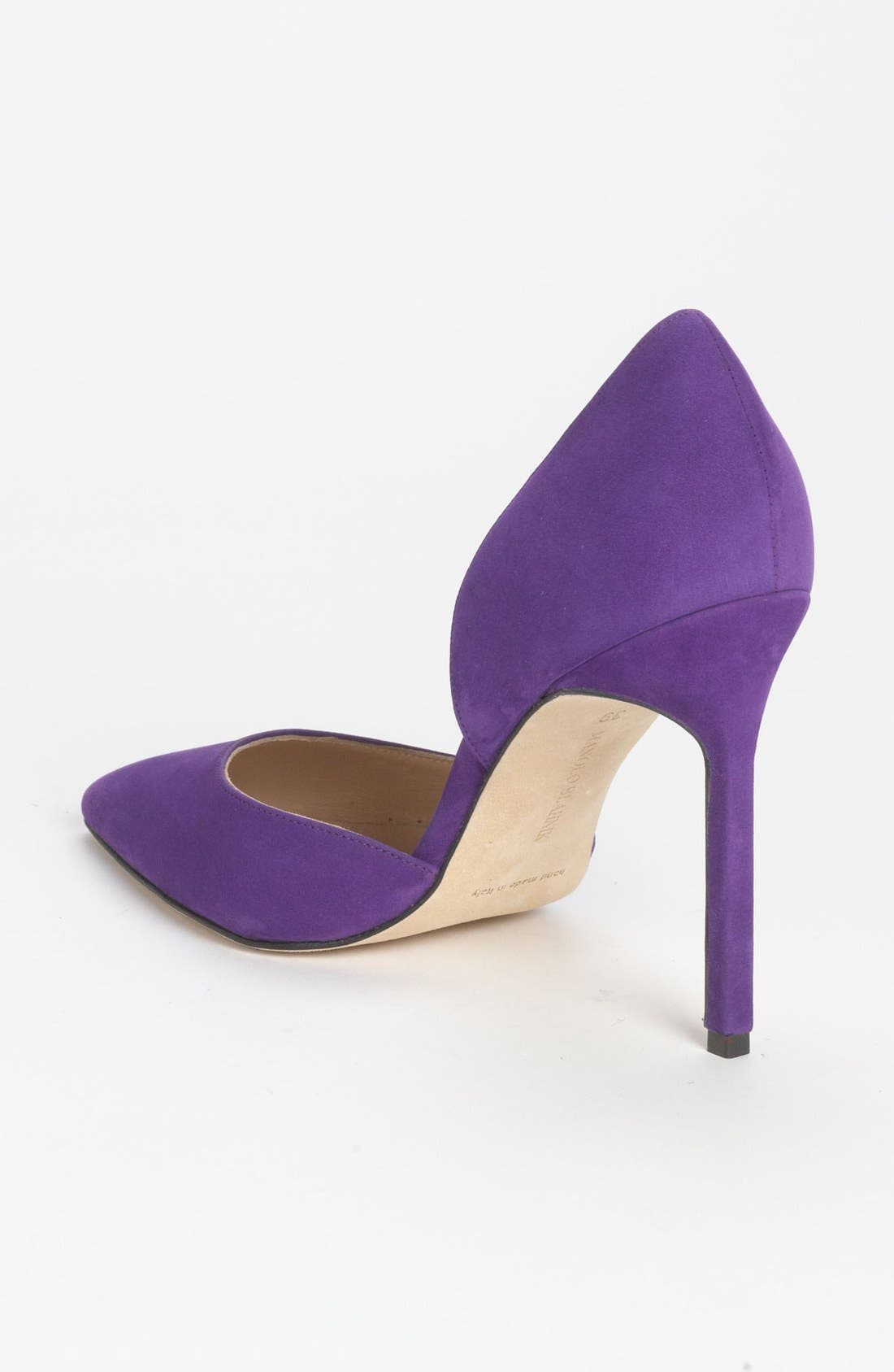 Alternate Image 2  - Manolo Blahnik 'Tayler' d'Orsay Pump