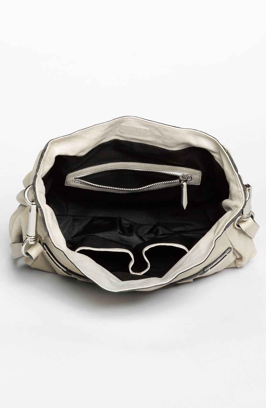 Alternate Image 3  - Joelle Hawkens by Treesje 'Solstice Element' Leather Crossbody