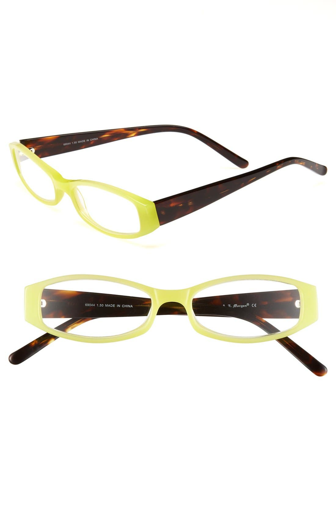 Main Image - A.J. Morgan 'Promoted' Reading Glasses (Online Only)