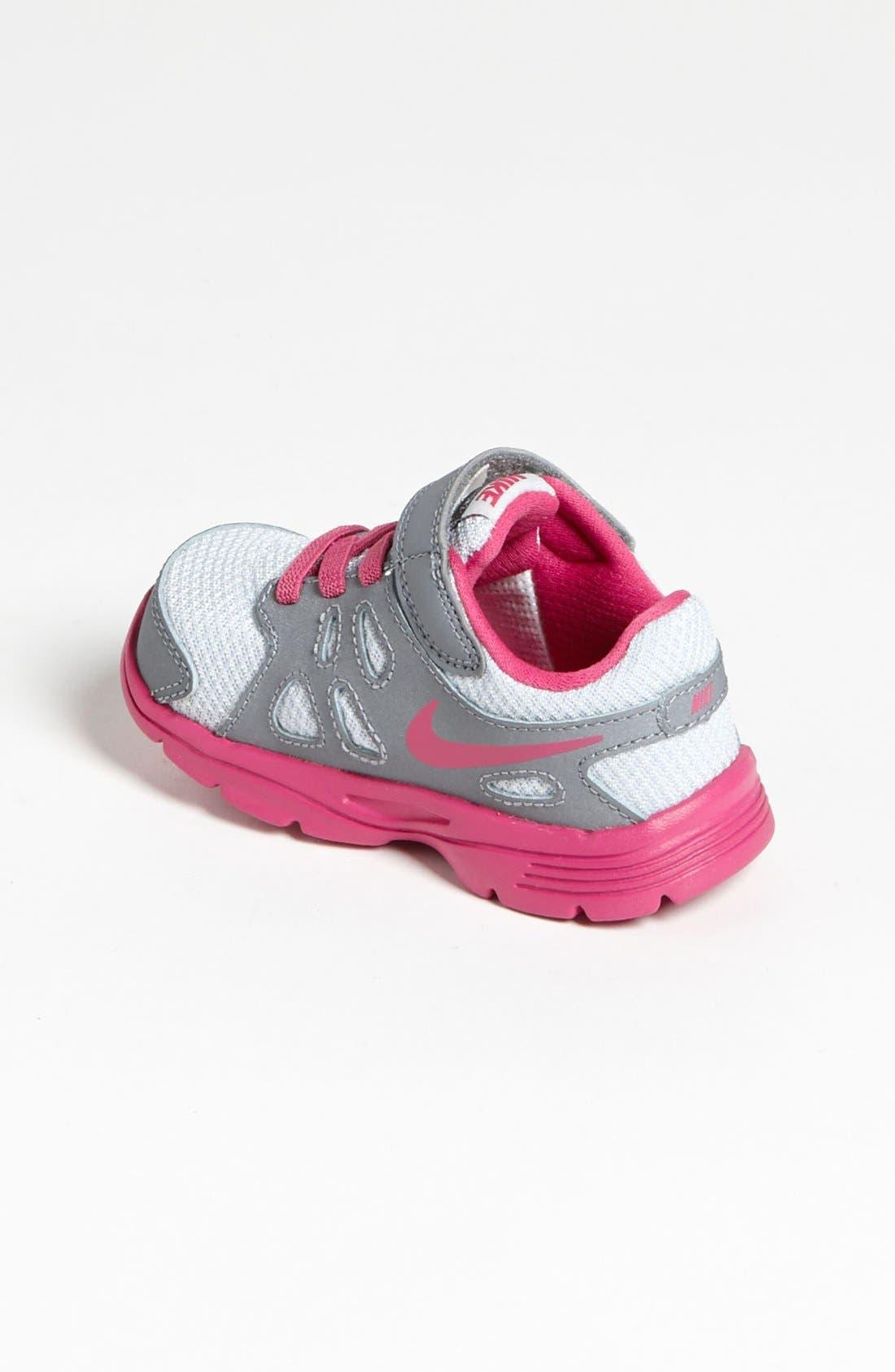 Alternate Image 2  - Nike 'Revolution 2' Sneaker (Baby, Walker & Toddler)