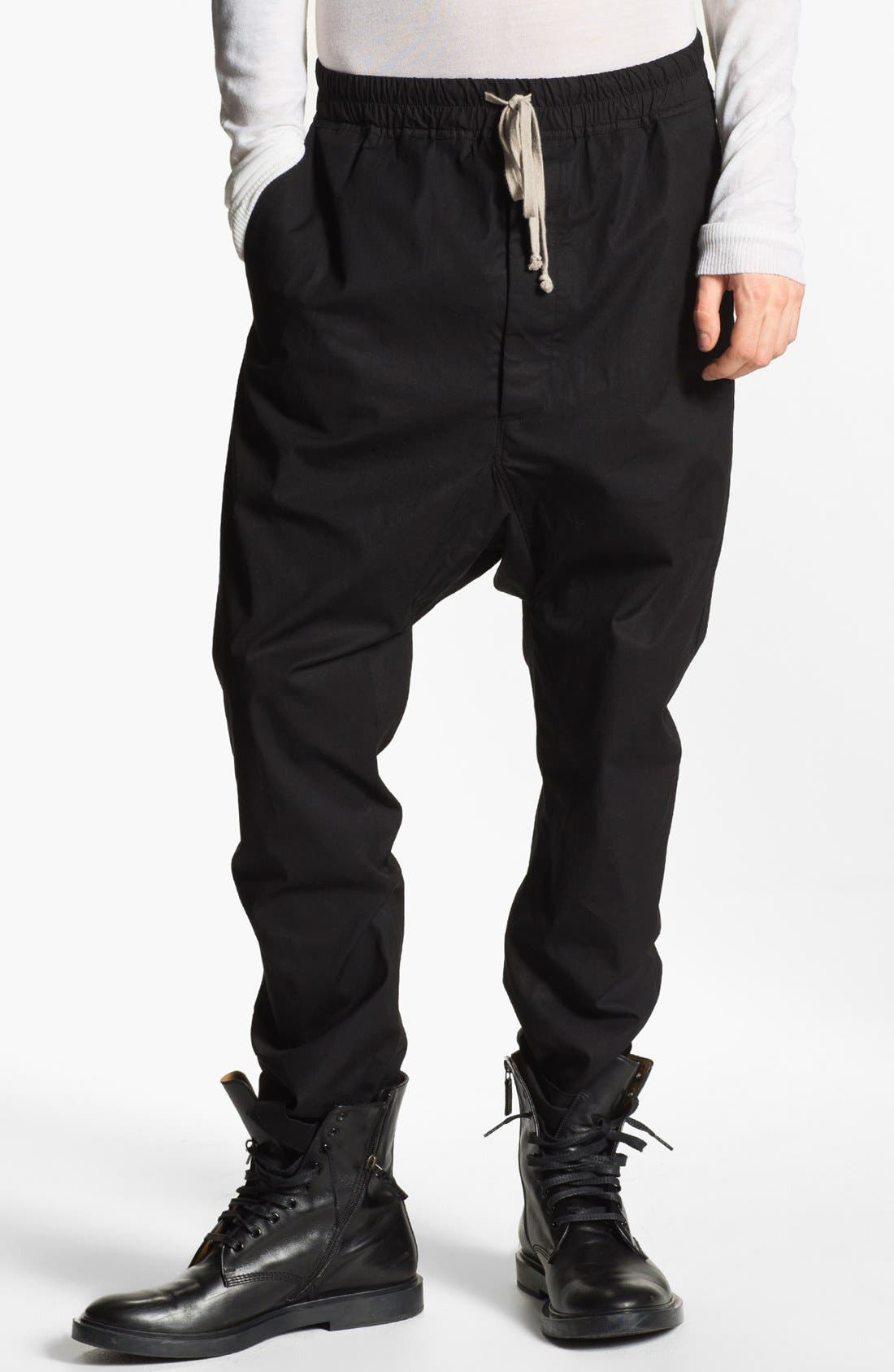 Alternate Image 1 Selected - Rick Owens Jogger Pants