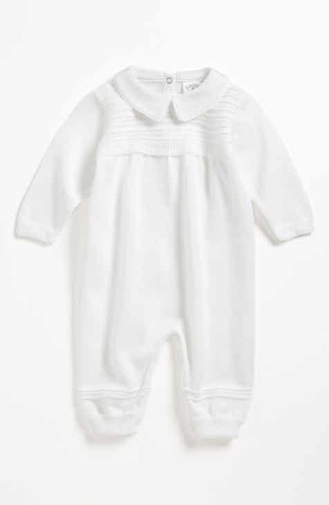 e1afc623df9b Little Things Mean a Lot Knit Romper (Baby Boys)