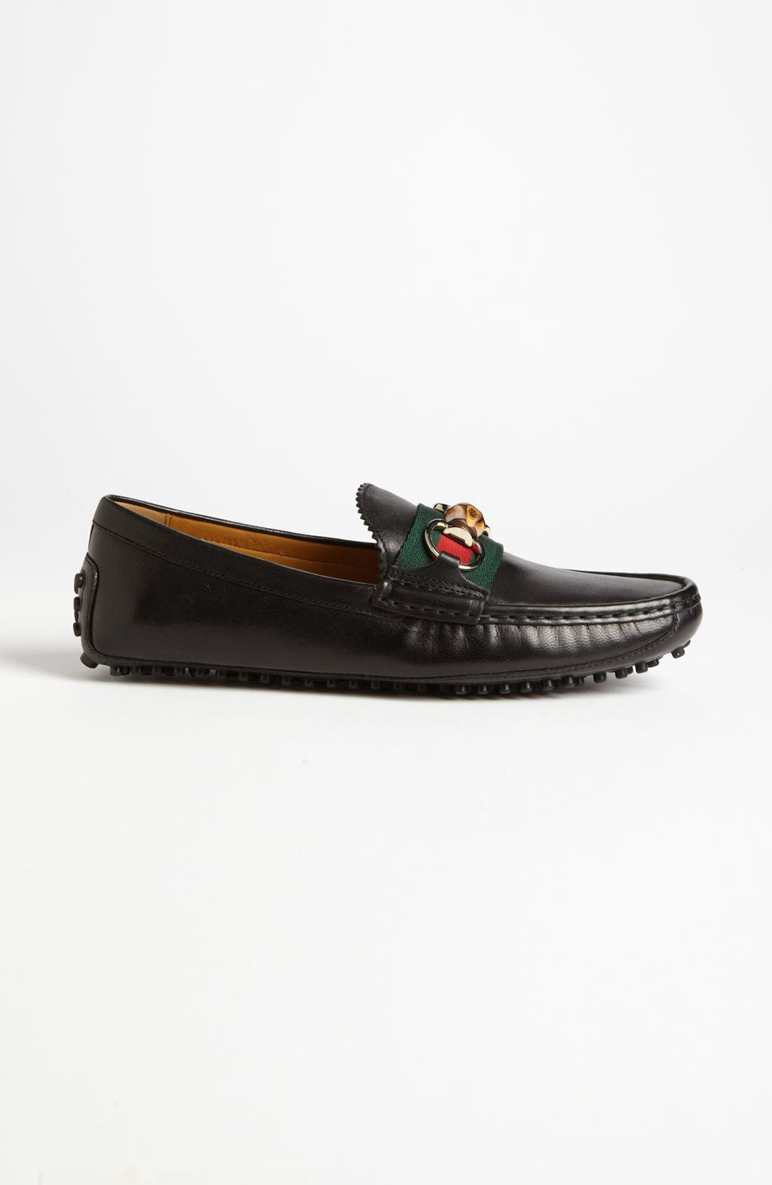 Alternate Image 4  - Gucci 'Damo' Driving Loafer