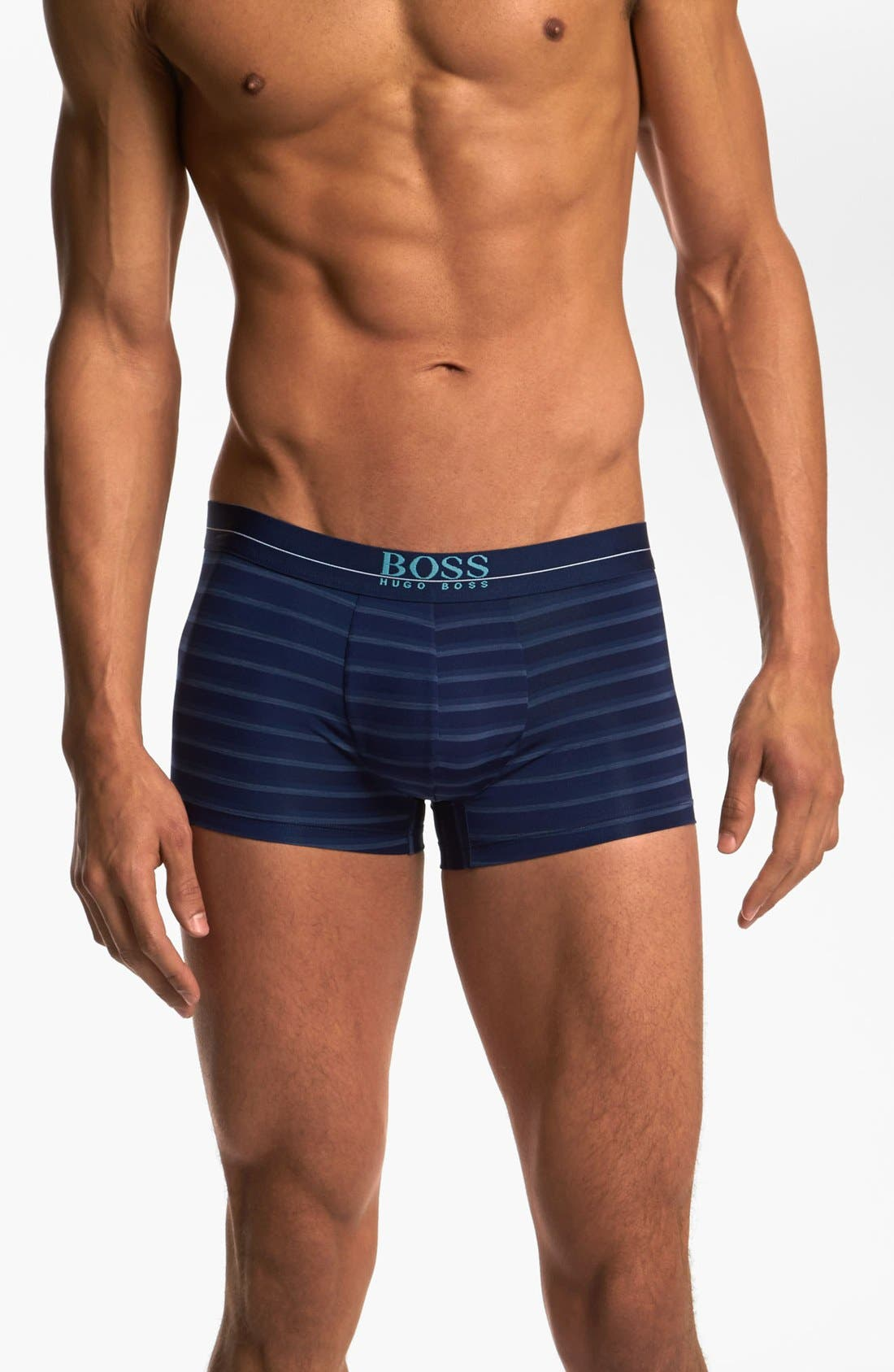 Alternate Image 1 Selected - BOSS HUGO BOSS 'Innovation 8' Trunks