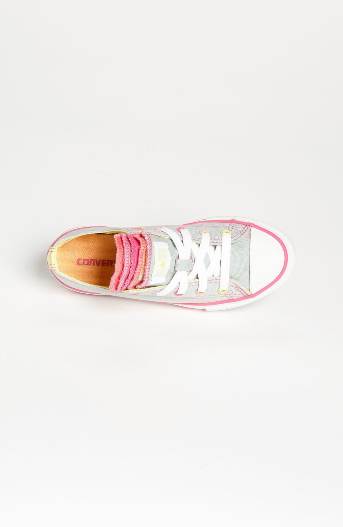 Alternate Image 3  - Converse All Star® Multi-Tongue Sneaker (Toddler, Little Kid & Big Kid)