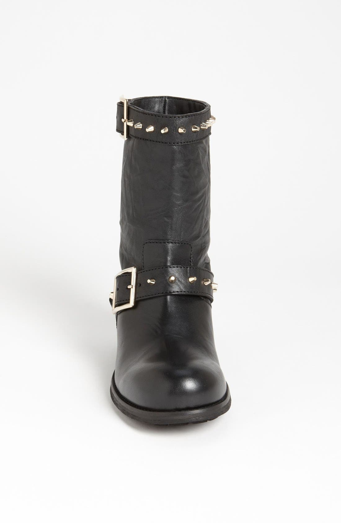 Alternate Image 3  - Jimmy Choo 'Dash' Stud Biker Boot
