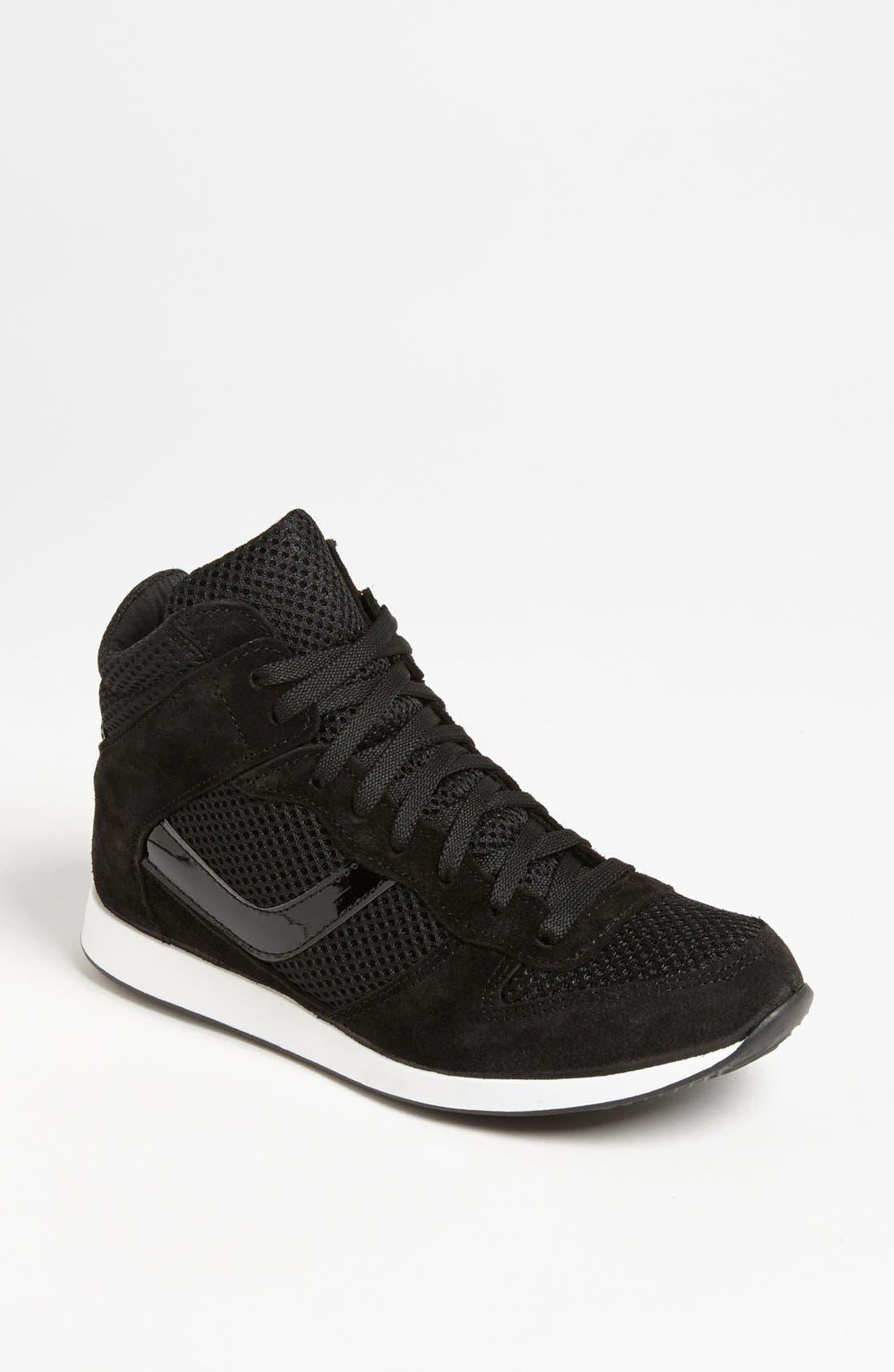 Main Image - Topshop 'Twirl' Sneaker
