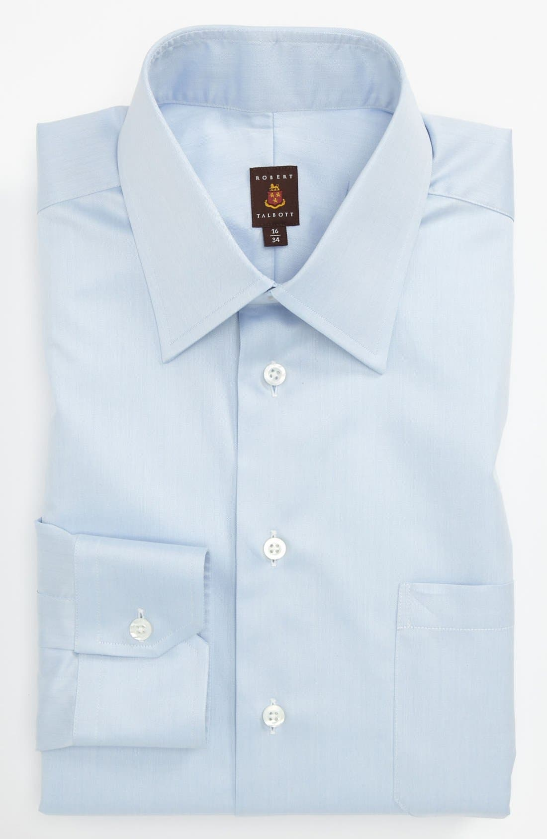 Alternate Image 1 Selected - Robert Talbott Classic Fit Dress Shirt