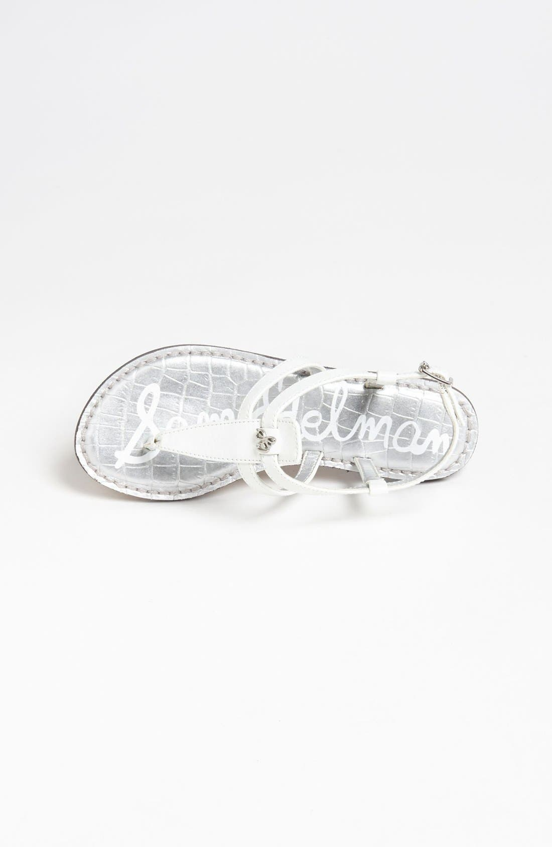 Alternate Image 3  - Sam Edelman 'Gia' Sandal (Toddler, Little Kid & Big Kid)