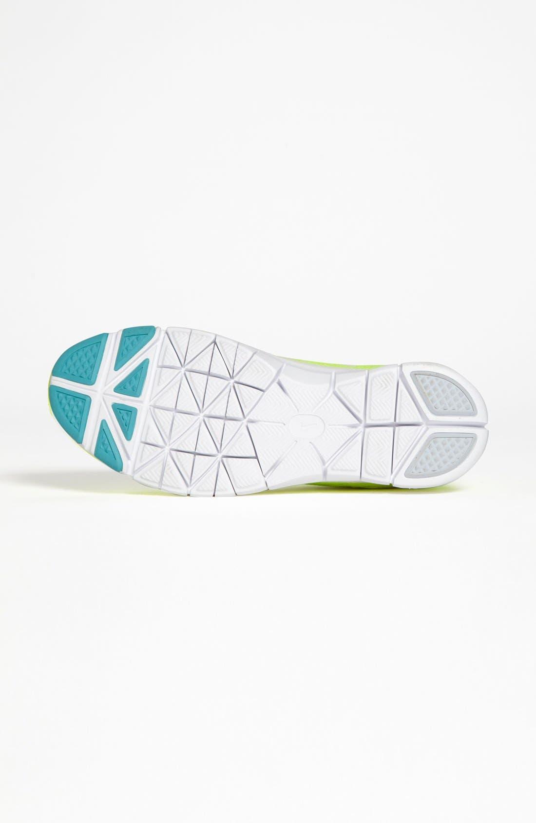 Alternate Image 4  - Nike 'Free TR 3 - Breathe' Training Shoe (Women)