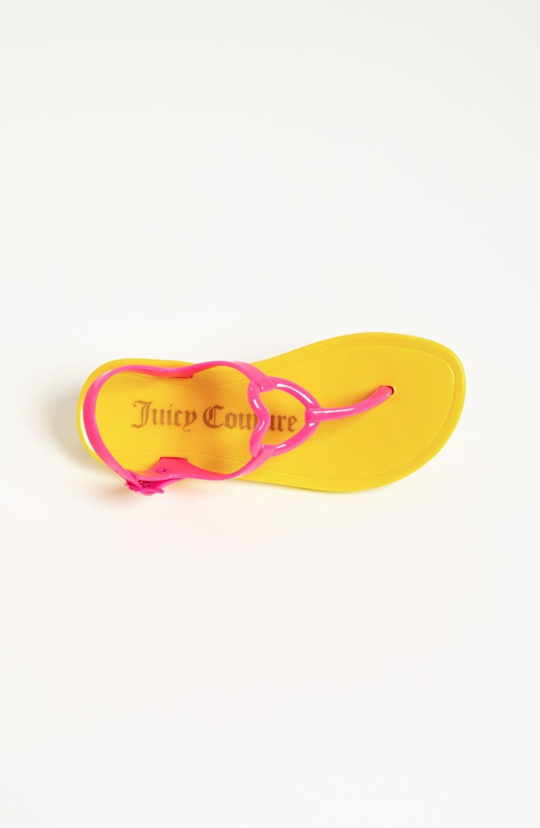 Alternate Image 3  - Juicy Couture 'Rory' Sandal (Toddler, Little Kid & Big Kid)