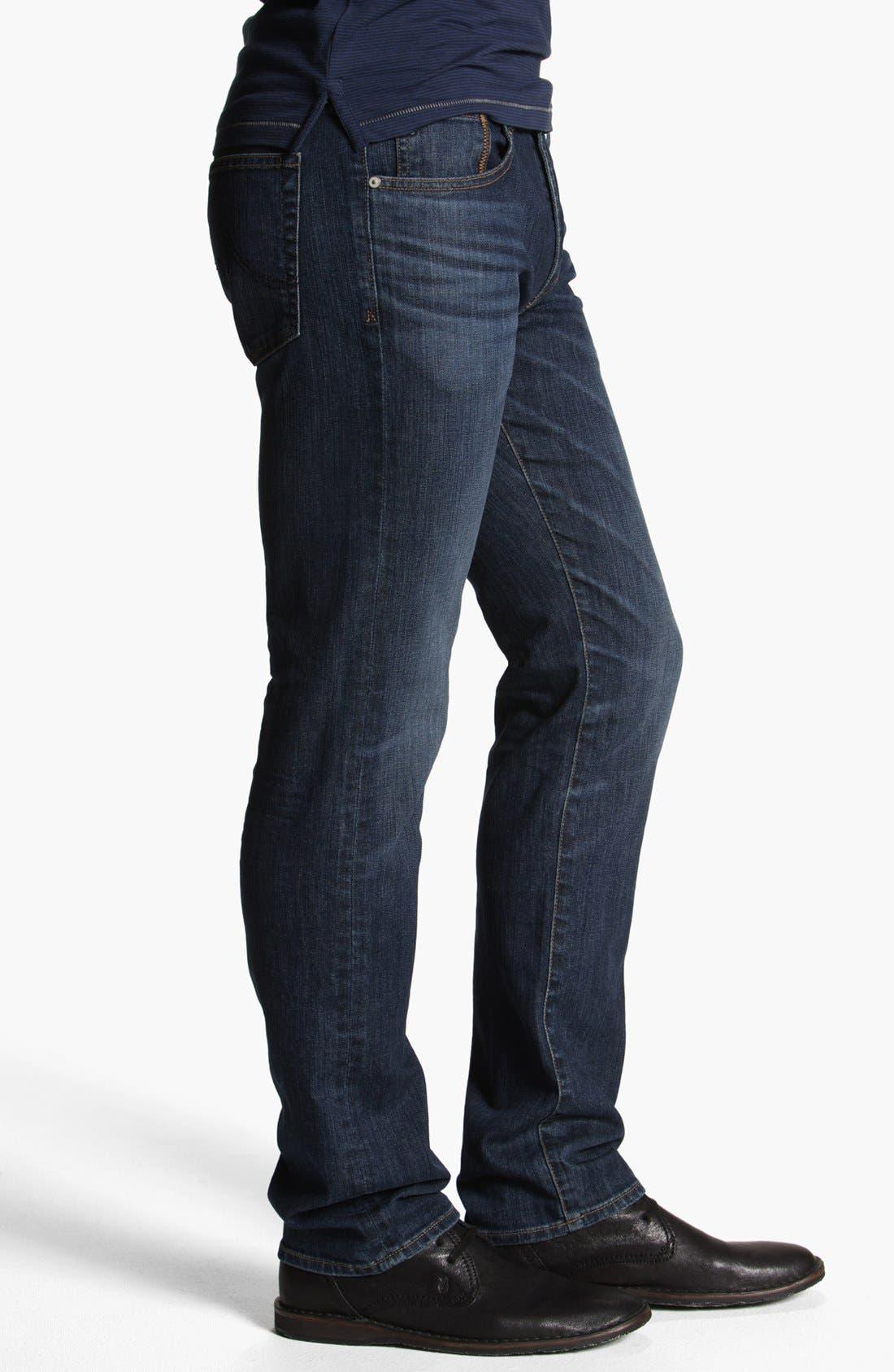 Alternate Image 3  - AG 'Matchbox' Slim Fit Jeans (8 Year)