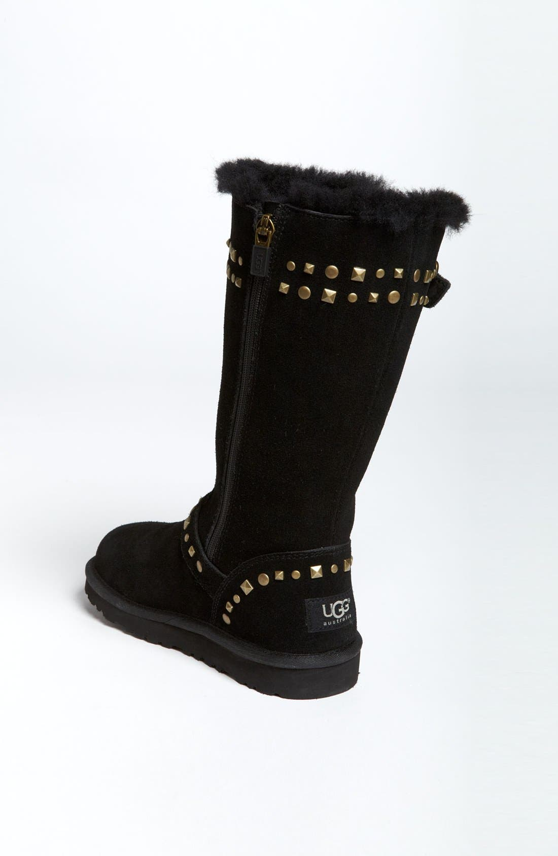 Alternate Image 2  - UGG® Australia 'Wynter' Boot (Little Kid & Big Kid) (Nordstrom Exclusive)