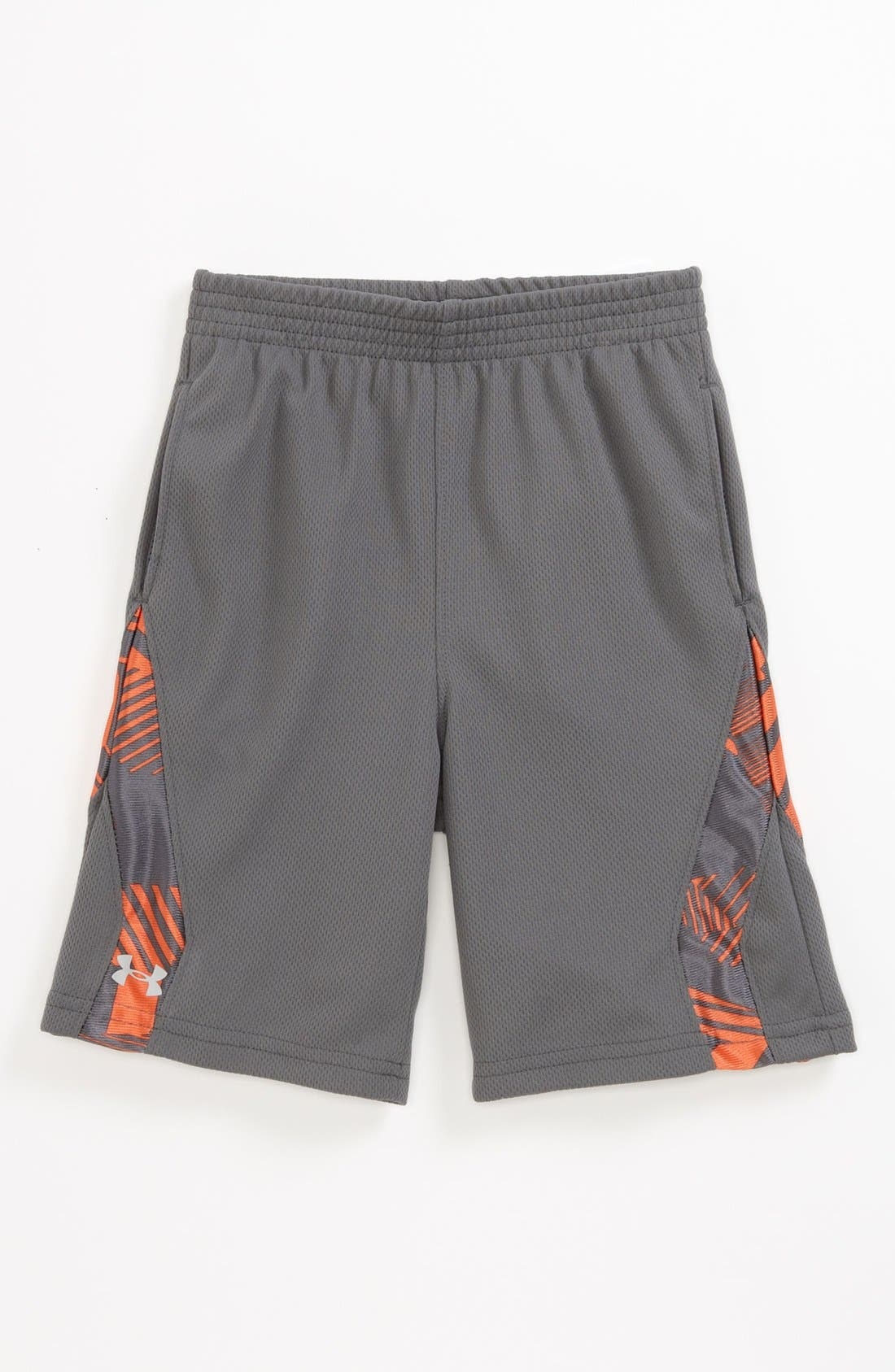 Main Image - Under Armour Shorts (Toddler)