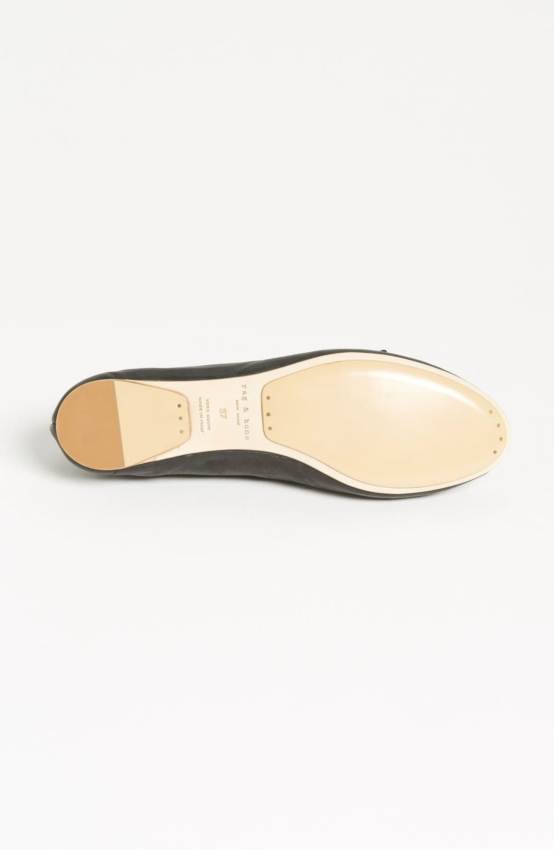 Alternate Image 4  - rag & bone 'Windsor' Skimmer Flat
