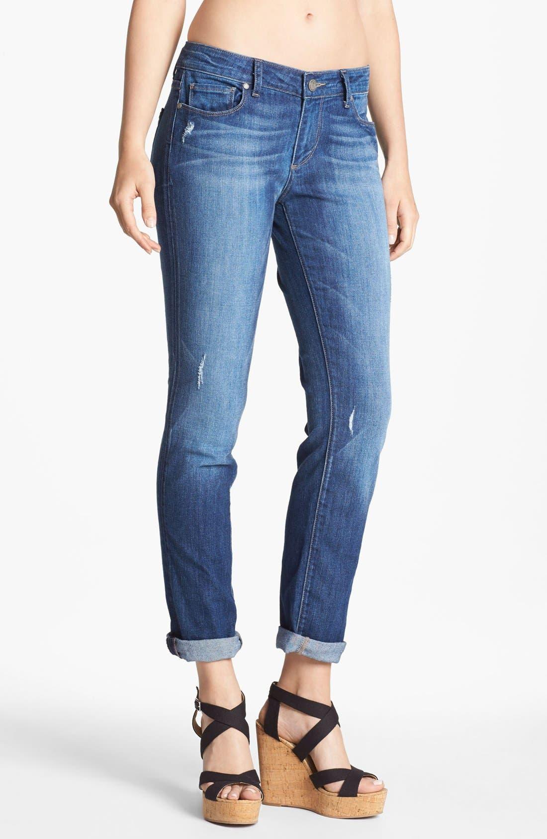 Alternate Image 1 Selected - Paige Denim 'Jimmy Jimmy' Skinny Jeans (Penelope)