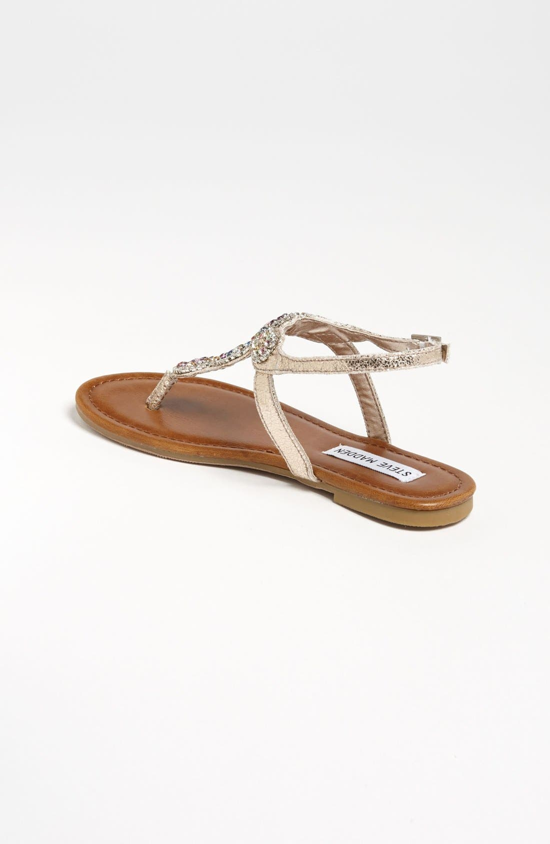 Alternate Image 2  - Steve Madden 'Glare' Sandal (Toddler, Little Kid & Big Kid)