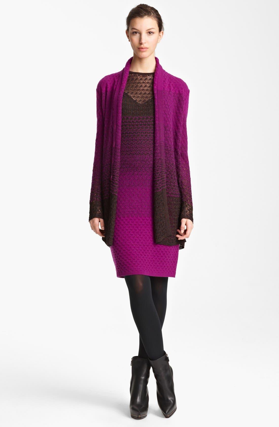 Alternate Image 3  - Missoni Dégradé Knit Cardigan