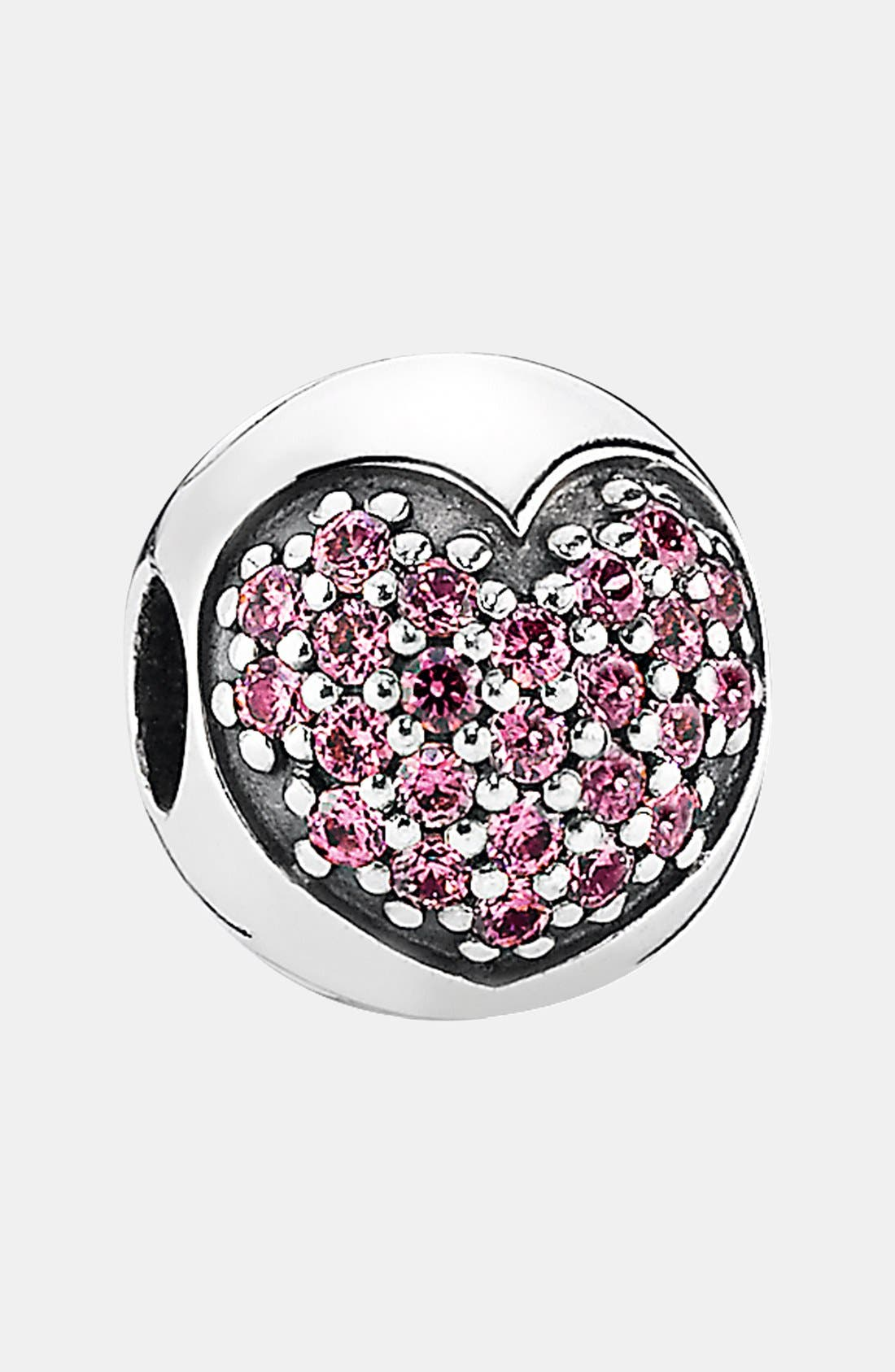 Alternate Image 1 Selected - PANDORA 'Love of My Life' Clip Charm