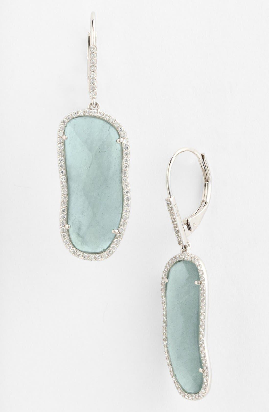 Main Image - Nadri Drop Earrings (Nordstrom Exclusive)