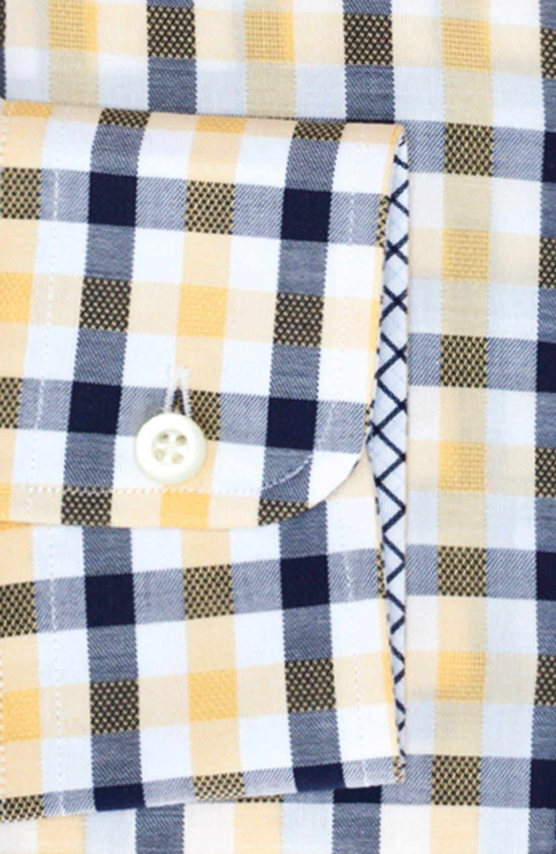 Alternate Image 3  - Thomas Dean Dress Shirt (Little Boys & Big Boys)
