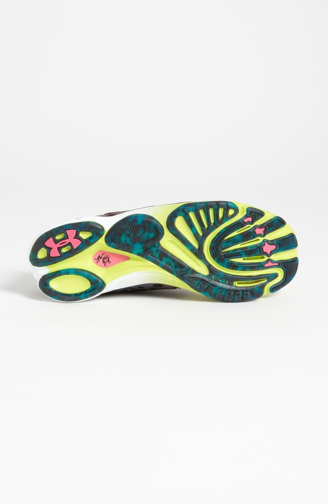 Alternate Image 4  - Under Armour 'Micro G® Toxic' Running Shoe (Women)