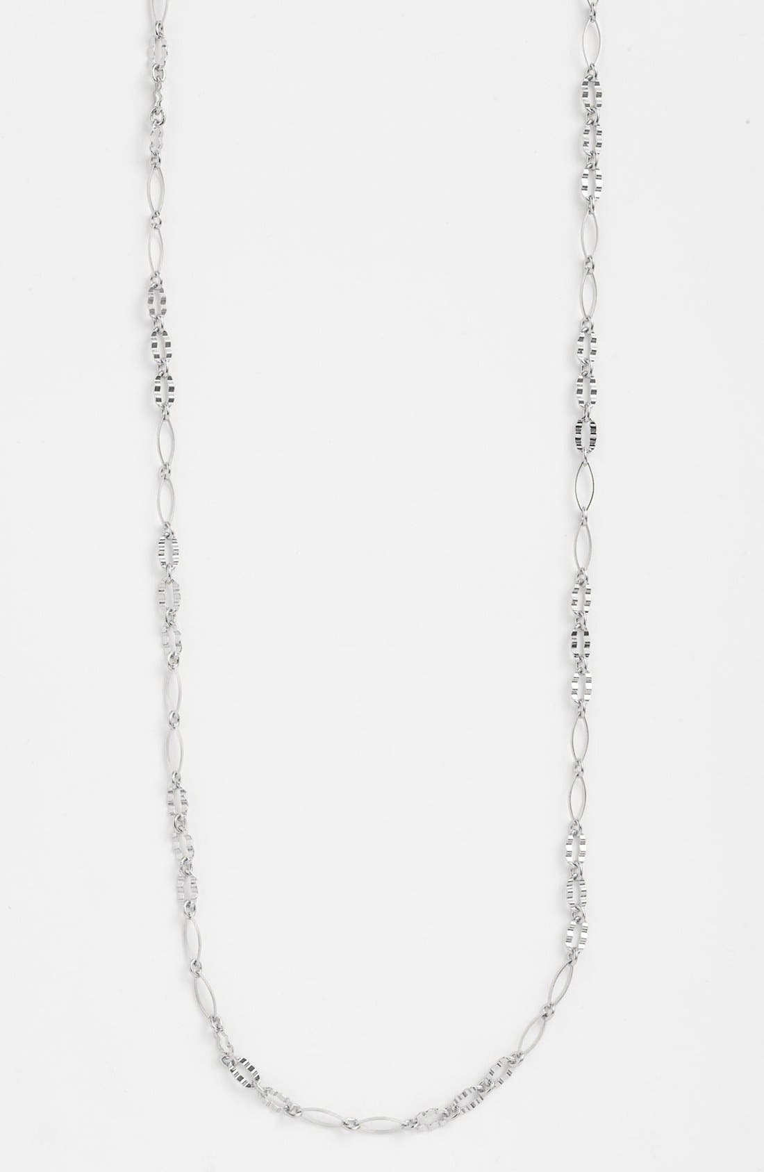 Main Image - Nordstrom 'Tribe' Extra Long Link Necklace