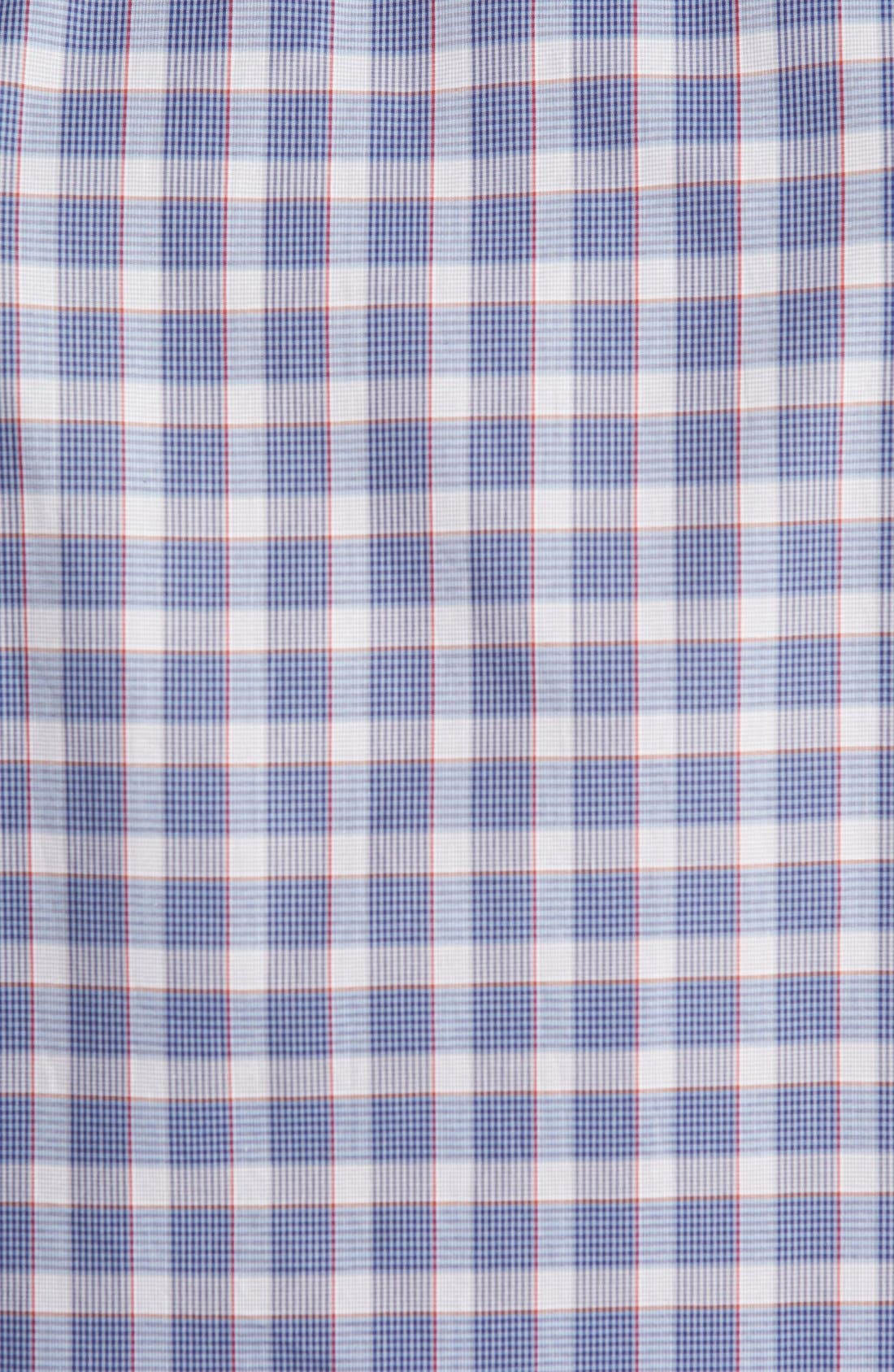 Alternate Image 3  - BOSS HUGO BOSS 'Ronny' Slim Fit Sport Shirt