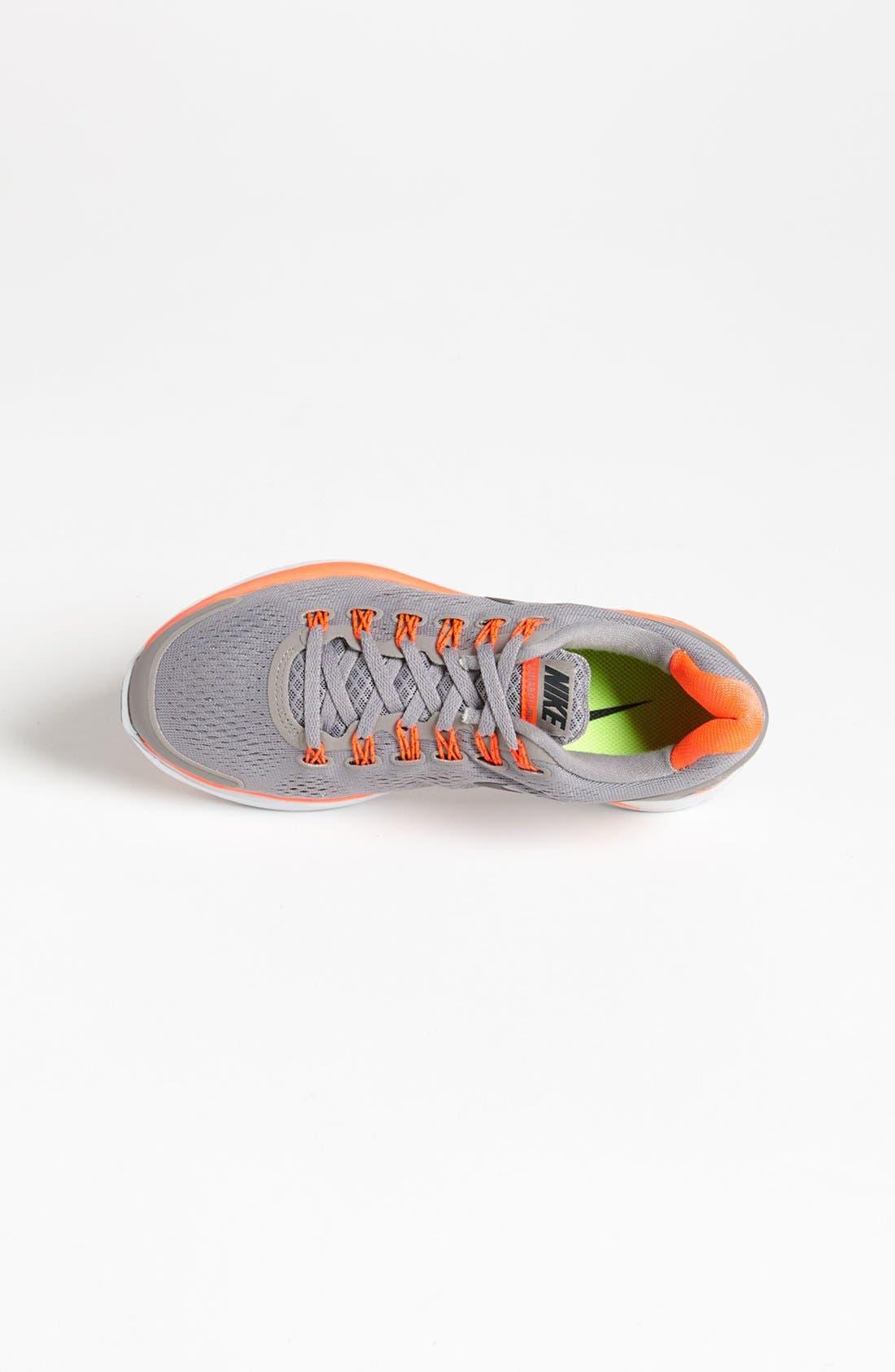Alternate Image 3  - Nike 'LunarGlide 4' Running Shoe (Big Kid)