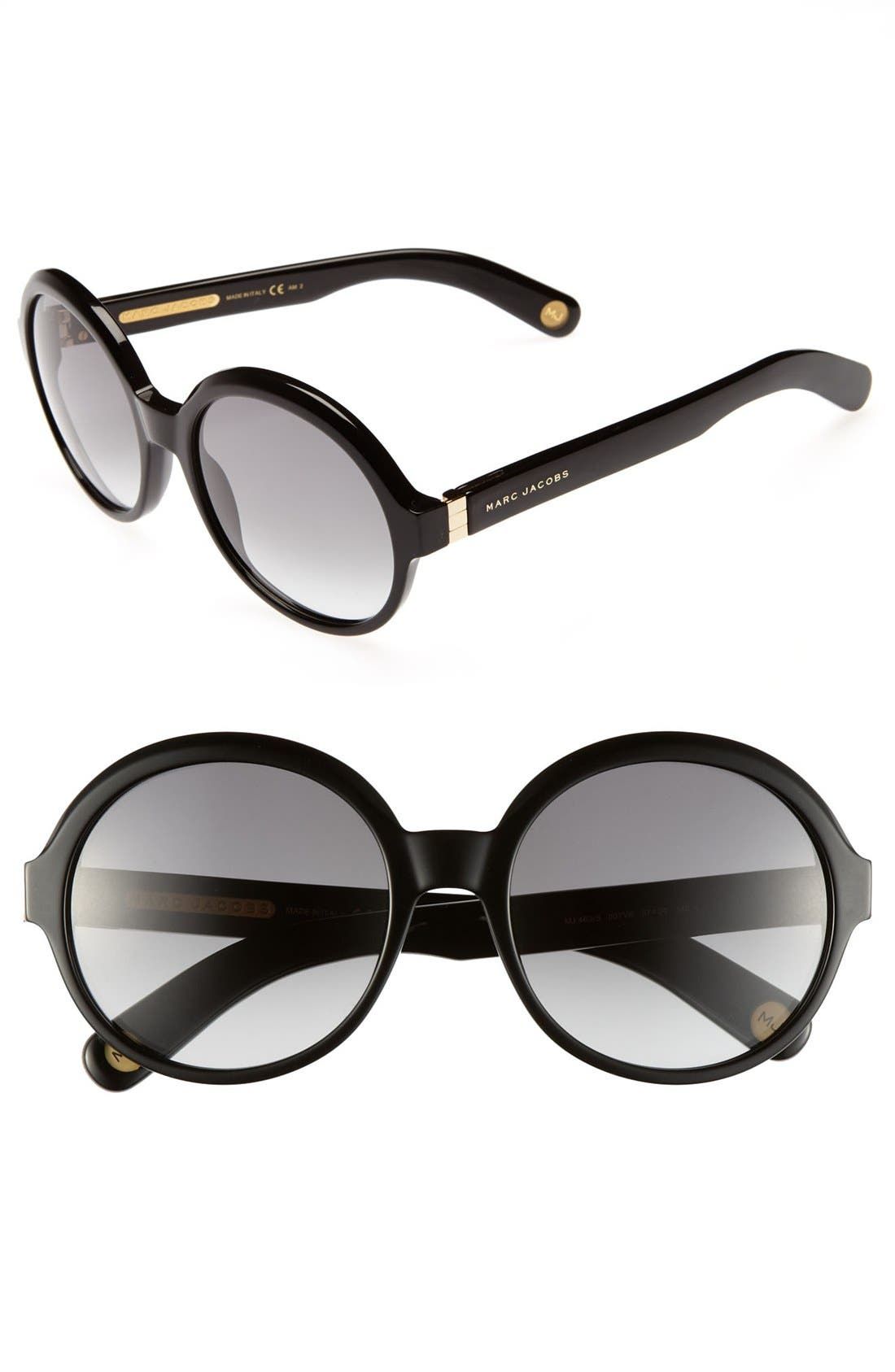 Alternate Image 1 Selected - MARC JACOBS 57mm Retro Sunglasses