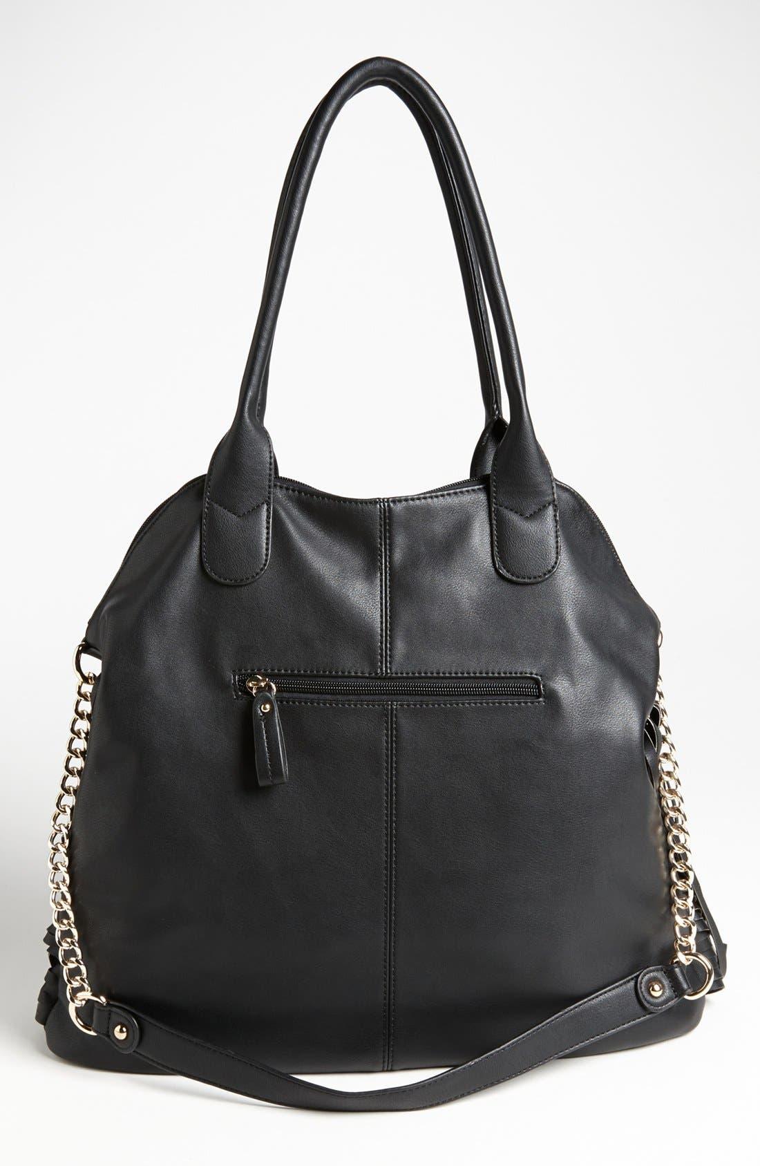 Alternate Image 4  - Emperia Fringe Shoulder Bag, Large