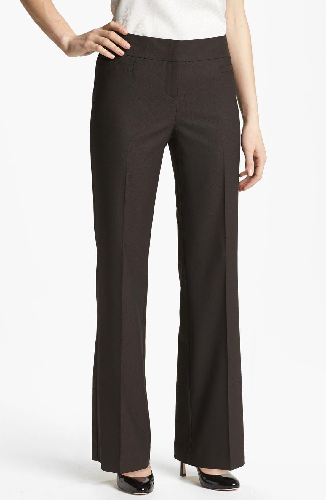 Alternate Image 1 Selected - Halogen® 'Quinn' Pants