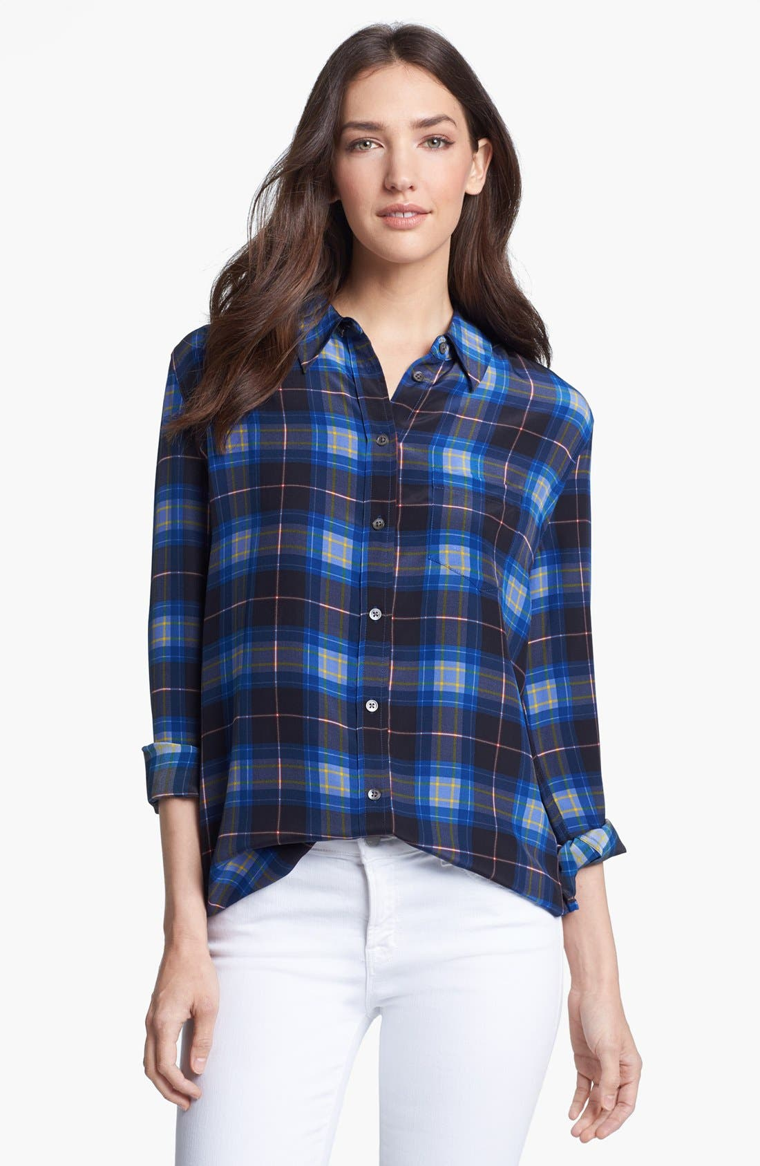 Main Image - Equipment 'Reese' Silk Shirt