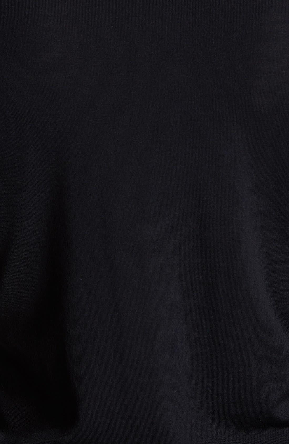 Alternate Image 3  - Salvatore Ferragamo Half Zip Polo Sweater