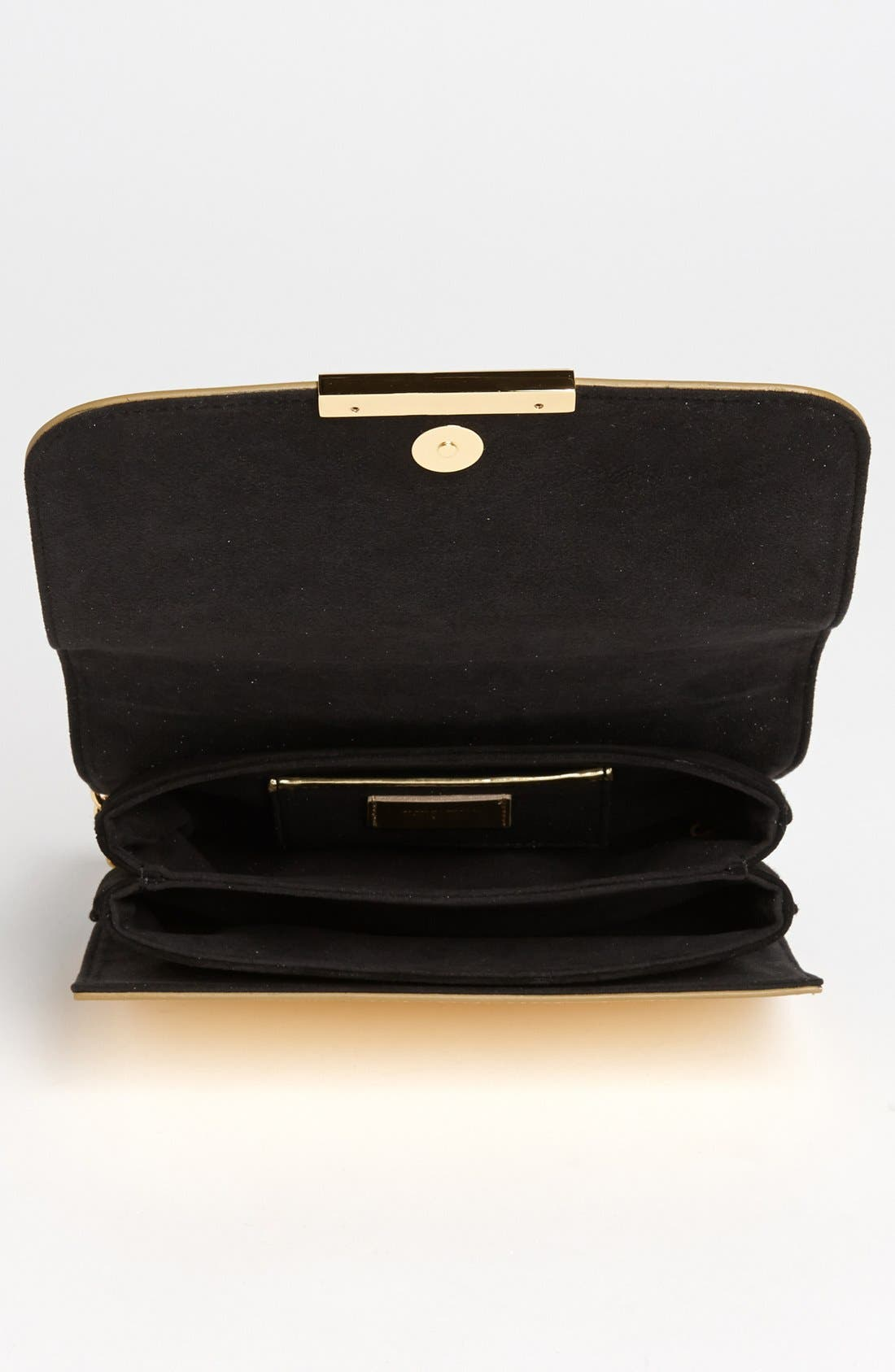Alternate Image 3  - Emilio Pucci 'Newton Laminated - Small' Partitioned Leather Shoulder Bag