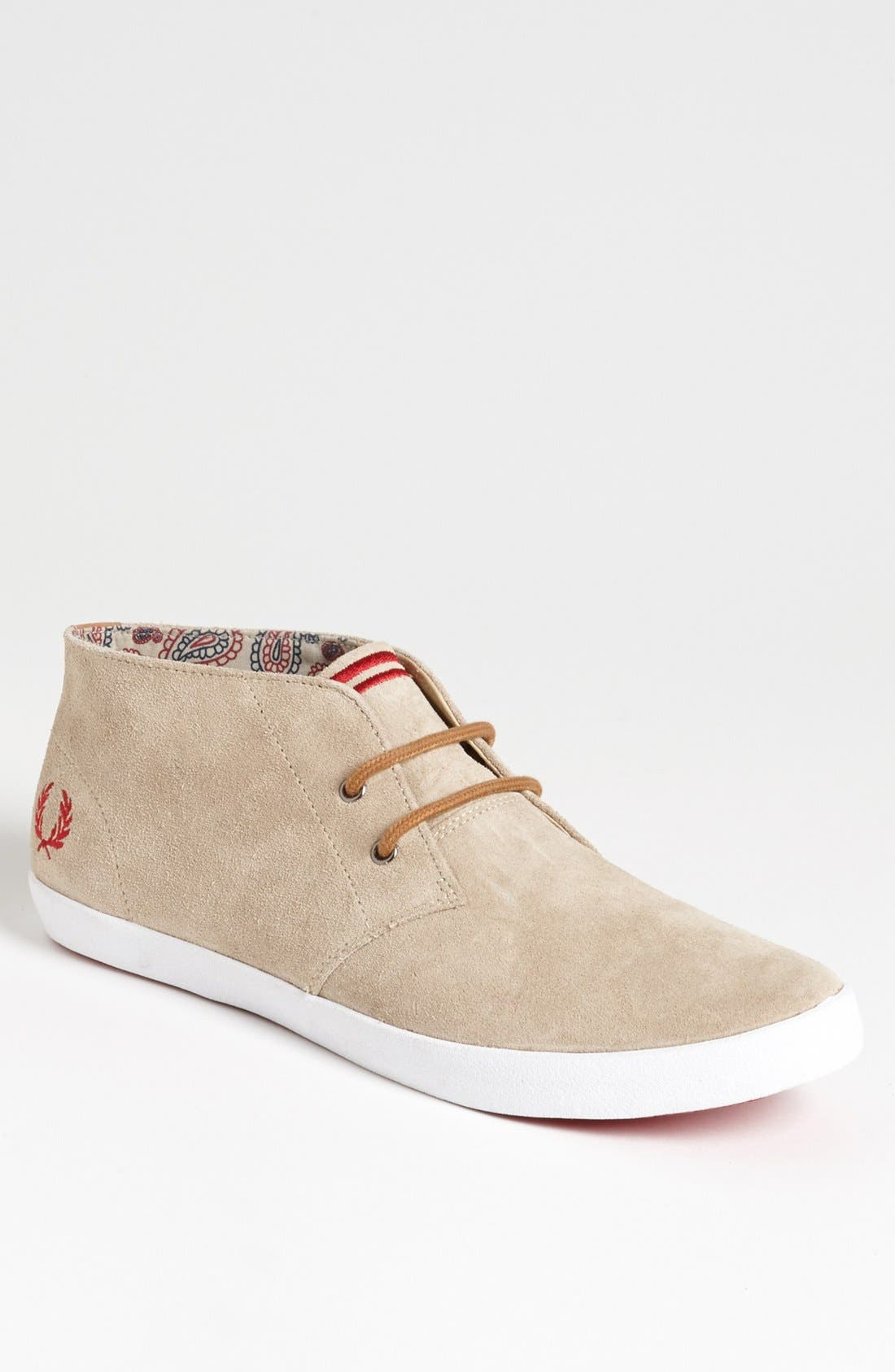 Alternate Image 1 Selected - Fred Perry 'Byron' Chukka Boot