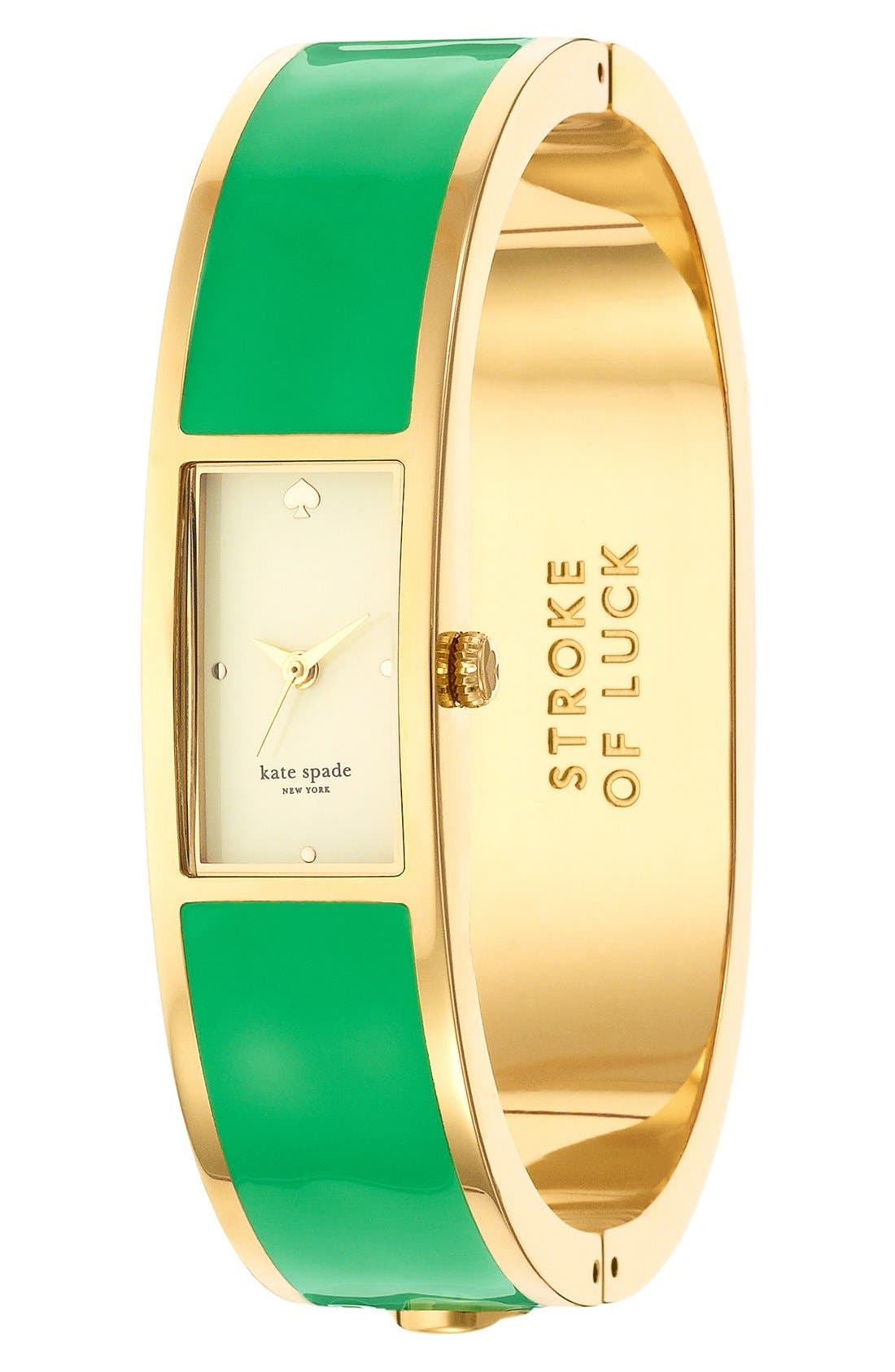 Alternate Image 2  - kate spade new york 'carousel' bangle watch (Online Only)