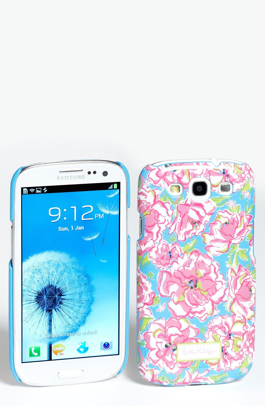 Alternate Image 1 Selected - Lilly Pulitzer® Floral Print Samsung Galaxy S® III Case