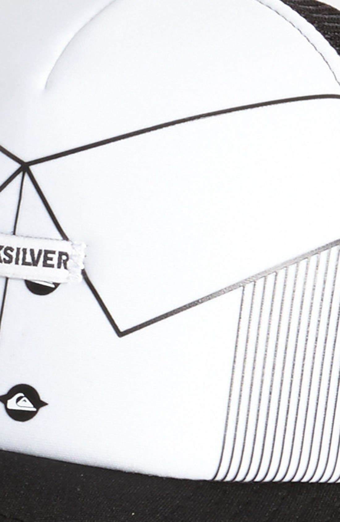 Alternate Image 4  - Quiksilver 'Diggler' Trucker Hat (Boys)