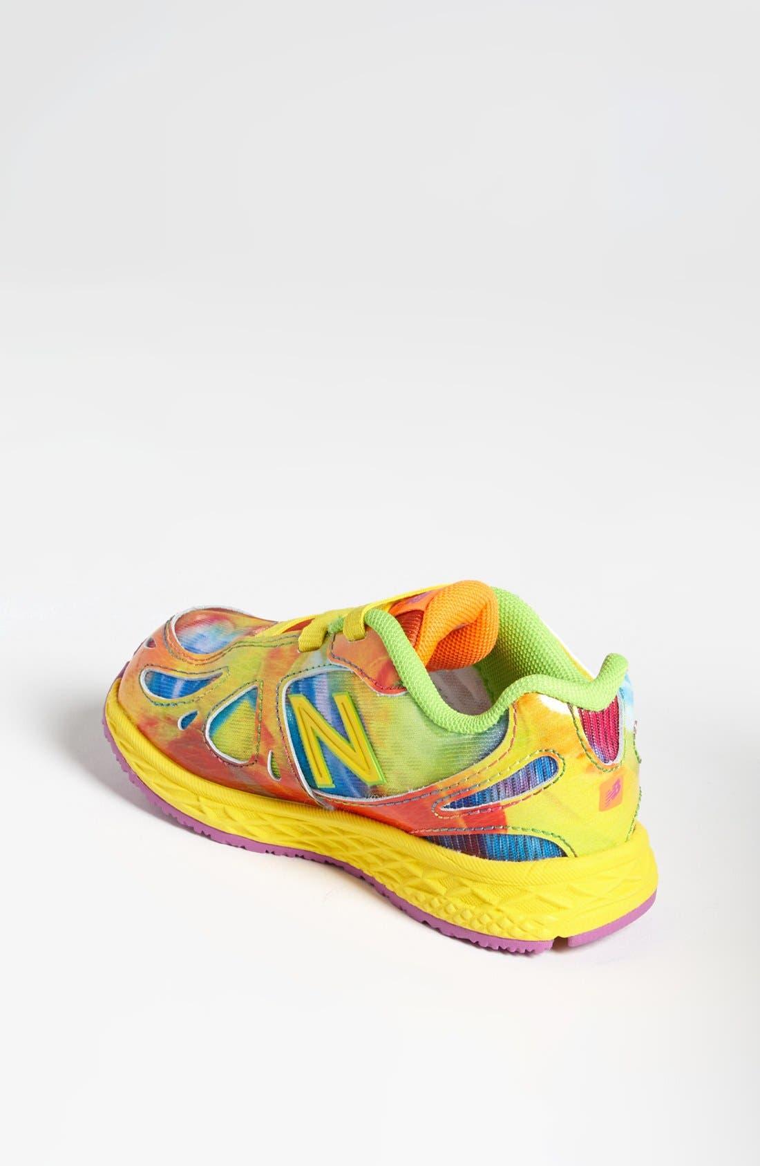 Alternate Image 2  - New Balance '890 V3' Sneaker (Toddler)