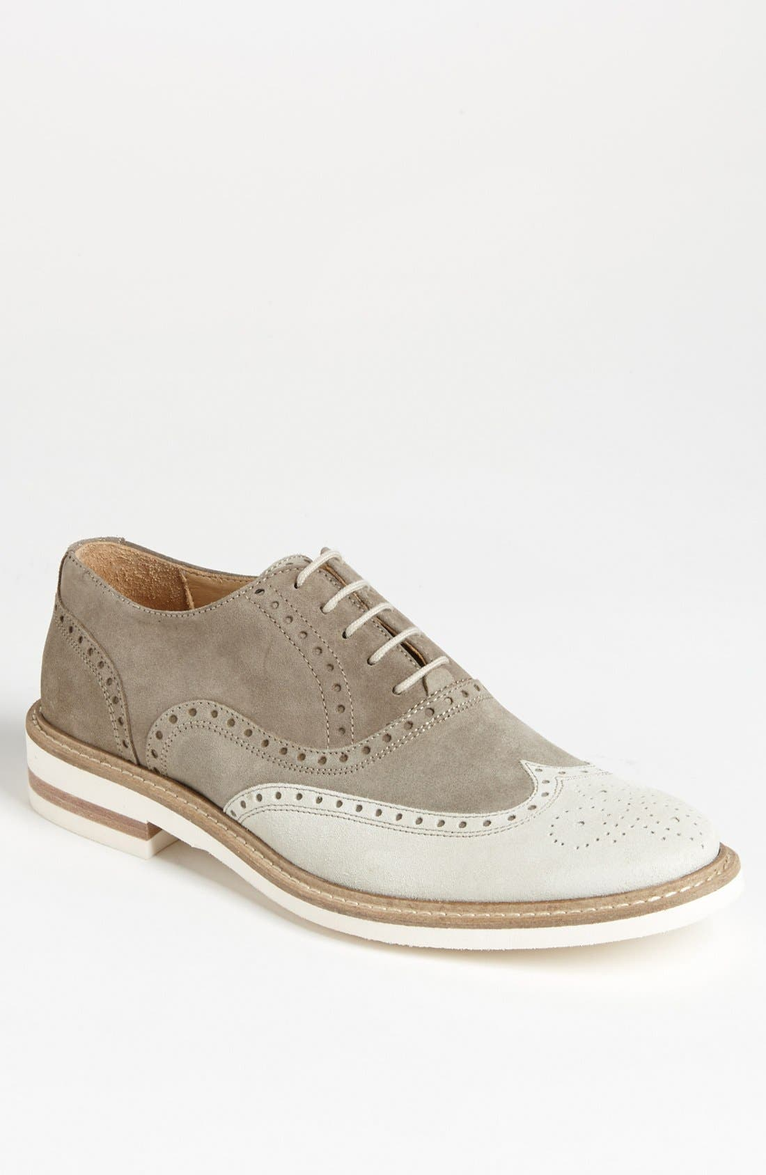 Alternate Image 1 Selected - Thomas Dean Three Color Wingtip