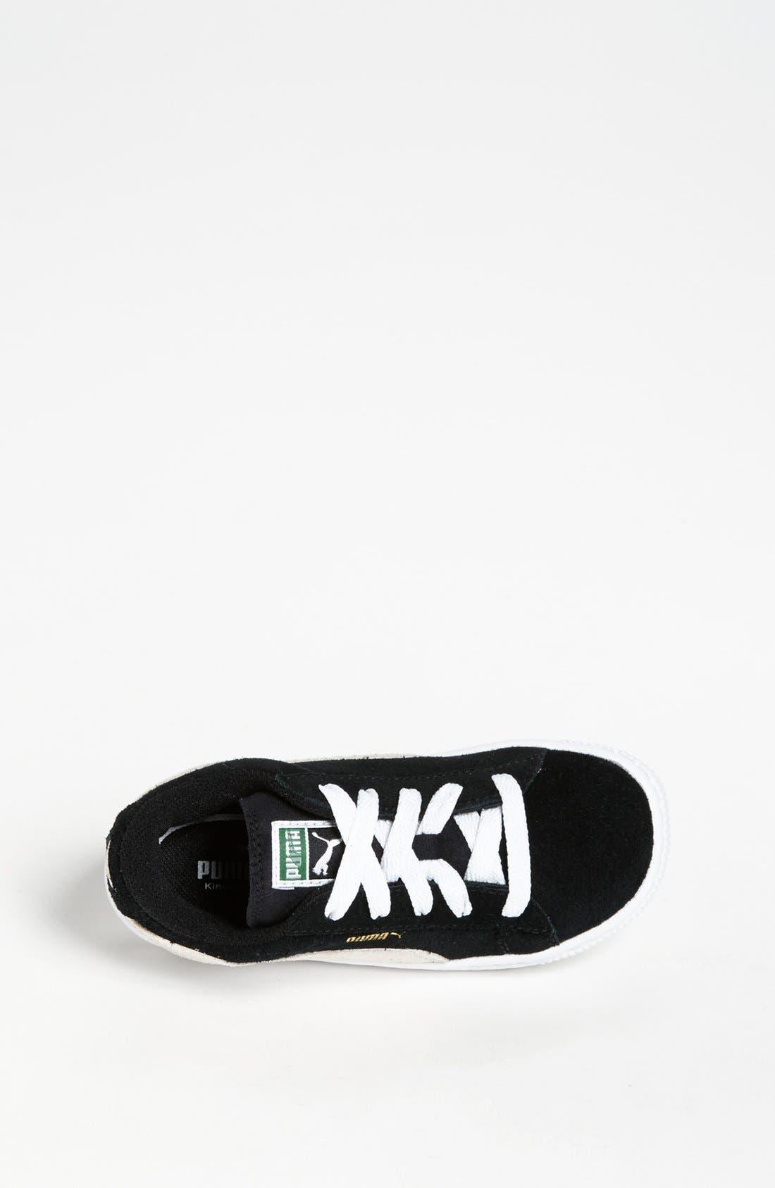Alternate Image 3  - PUMA Suede Sneaker (Baby, Walker, Toddler, Little Kid & Big Kid)