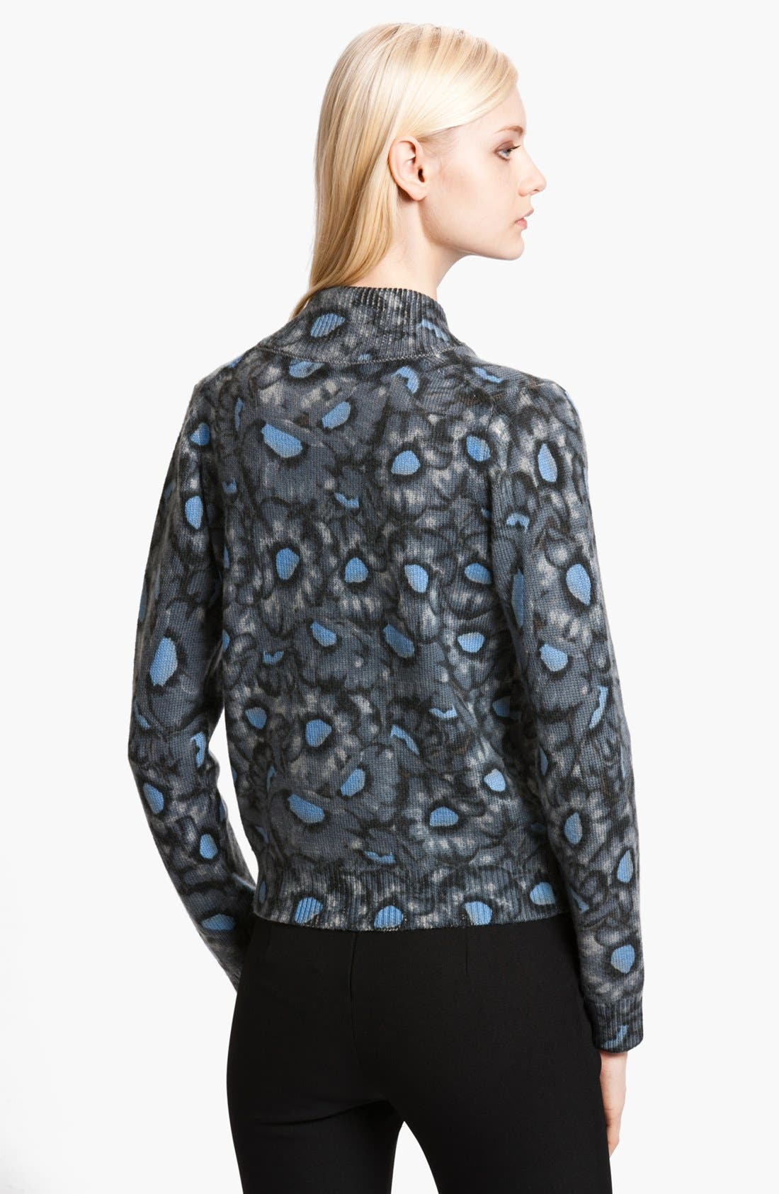 Alternate Image 2  - KENZO Flower Print Cardigan