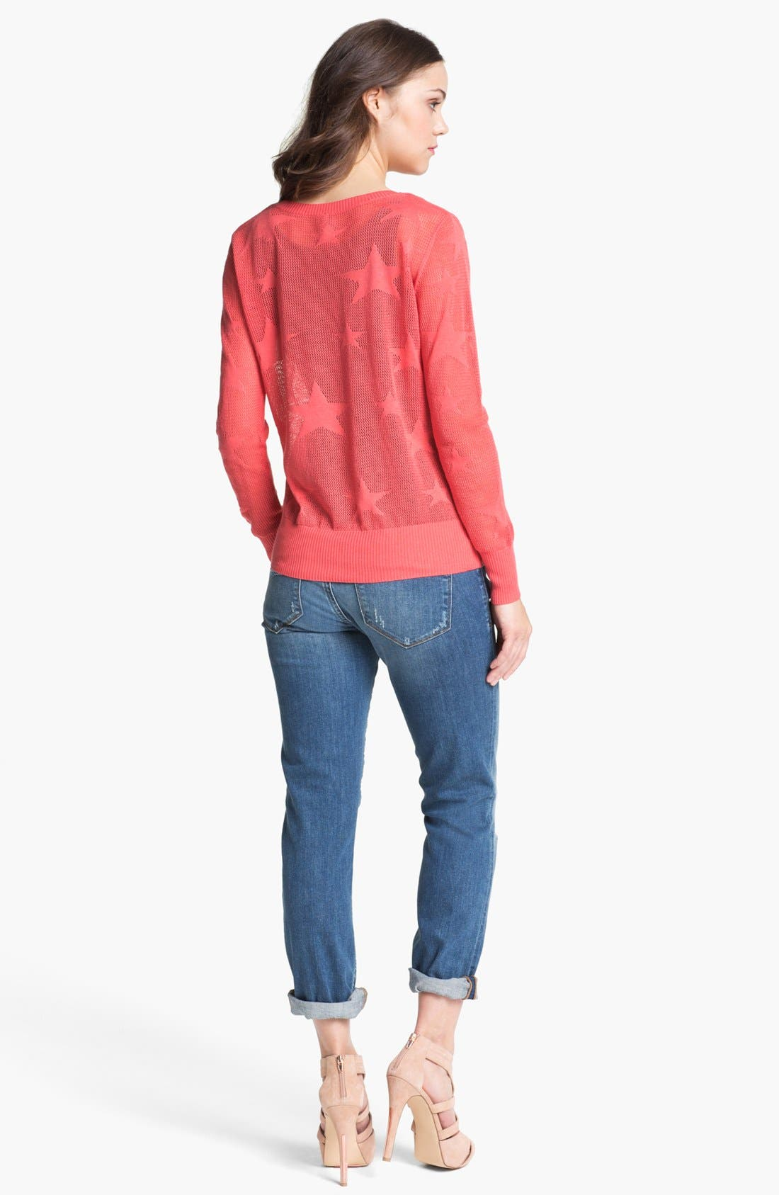 Alternate Image 5  - Mavi Jeans 'Emma' Slim Boyfriend Jeans (Nolita Blue) (Online Only)