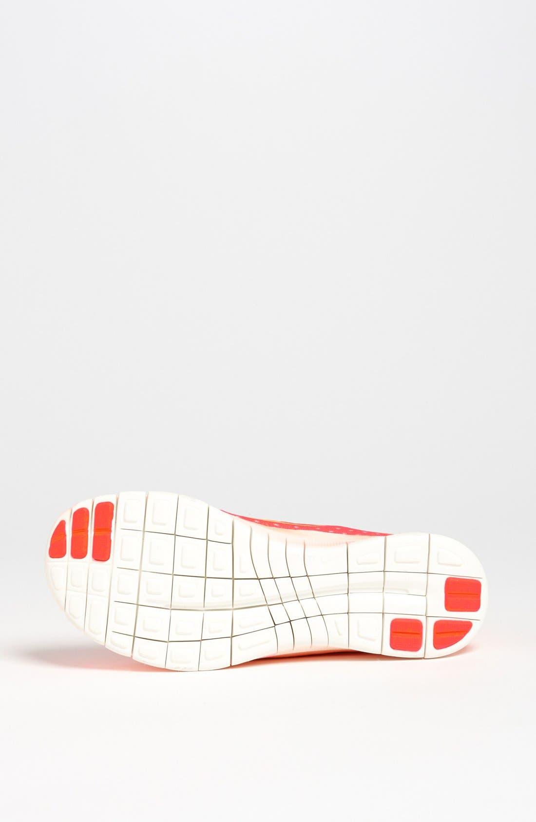 Alternate Image 4  - Nike 'Free 3.0 v5' Sneaker (Women)