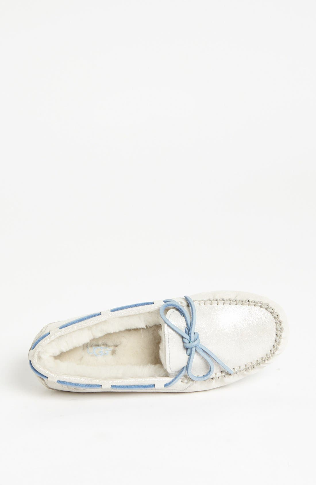 Alternate Image 3  - UGG® Australia 'Dakota - I Do' Moccasin Slipper (Women)