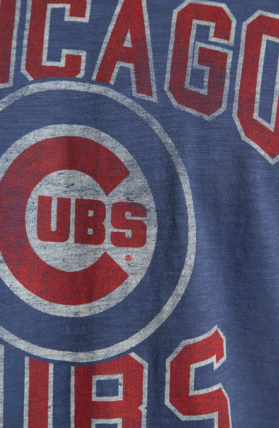 Alternate Image 3  - 47 Brand 'Chicago Cubs - JV Scrum' T-Shirt